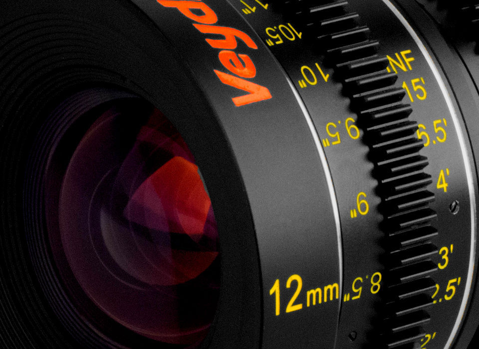 Mirrorless Camera Cine Lenses