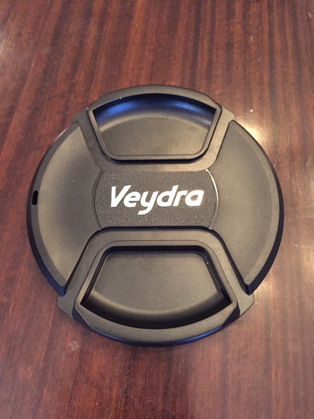 Veydra Lenses Micro 4/3 Mini Prime 77mm Lens Cap